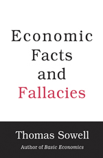 Thomas Sowell, Economic Facts and Fallacies